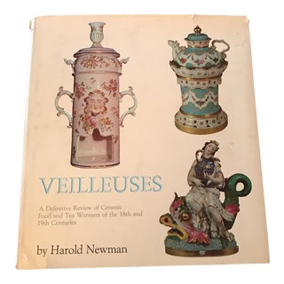 Hard Cover Antique Ceramics Book