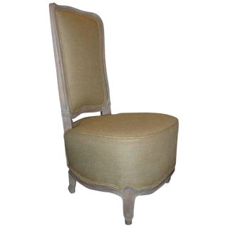 Maison Jansen Boudoir Childs or Doll Chair For Sale