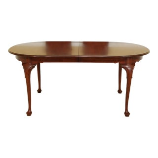 Henkel Harris Cherry Dining Room Table For Sale