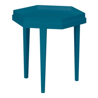 Ellis Table, Blue Danube For Sale