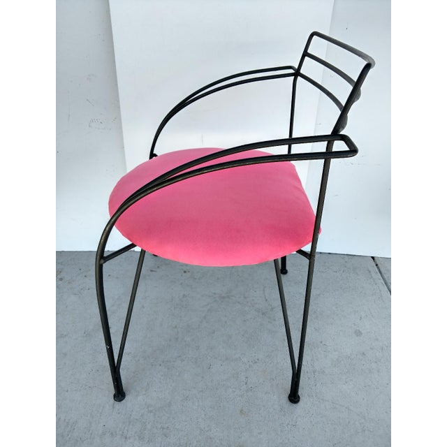 Pascal Mourgue, Twist Chair, 1985 For Sale In Miami - Image 6 of 10