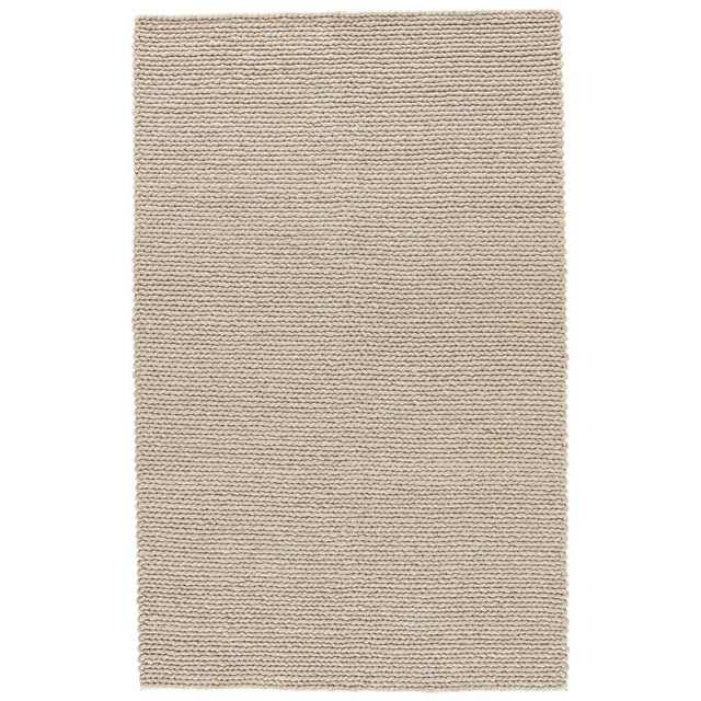 Jaipur Living Braiden Handmade Solid Gray Area Rug - 2′ × 3′ For Sale In Atlanta - Image 6 of 6