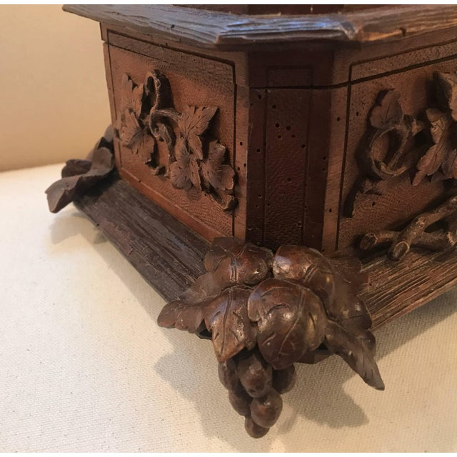 Black Forest Hinged Box For Sale - Image 4 of 11