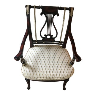 Maitland Smith Side Chair For Sale