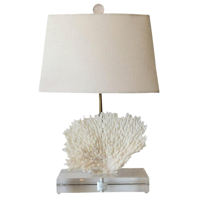 Coral Lamp - Image 1 of 10
