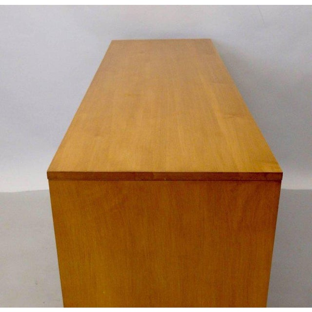 Mid-Century Modern Paul McCobb for Winchendon Original Finish Planner Group Double Dresser For Sale - Image 3 of 8