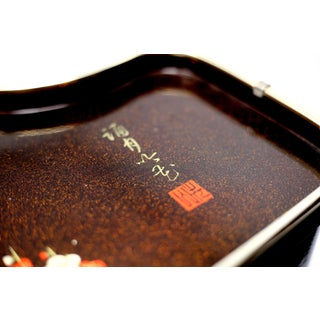 Vintage Japanese Serving & Storage Tray Preview