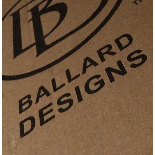 "Sale! Art Deco Ballard Designs ""Nadia"" Side Table For Sale - Image 10 of 12"
