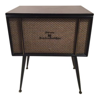 Delmonico Stereophonic Sound System Consolette