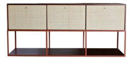 Image of Walnut Credenzas and Sideboards