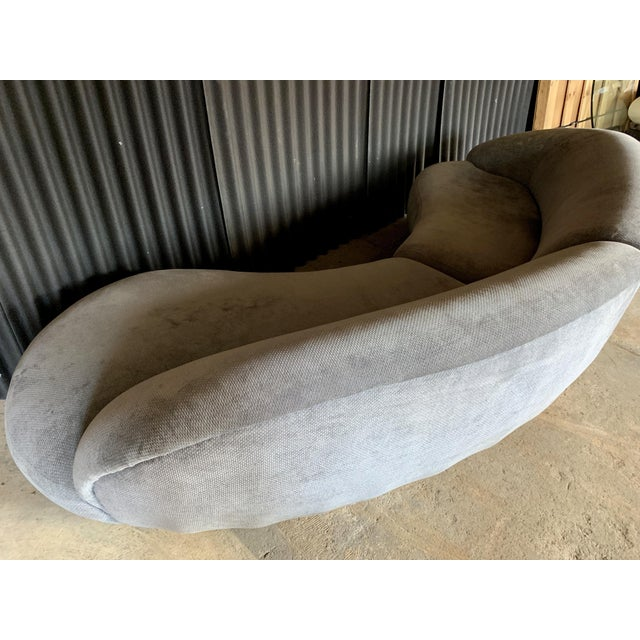 Textile Milo Baughman for Thayer Coggin Two Piece Sectional For Sale - Image 7 of 10