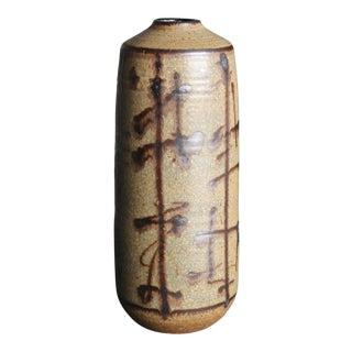 Tim Keenan Ceramic Vase For Sale