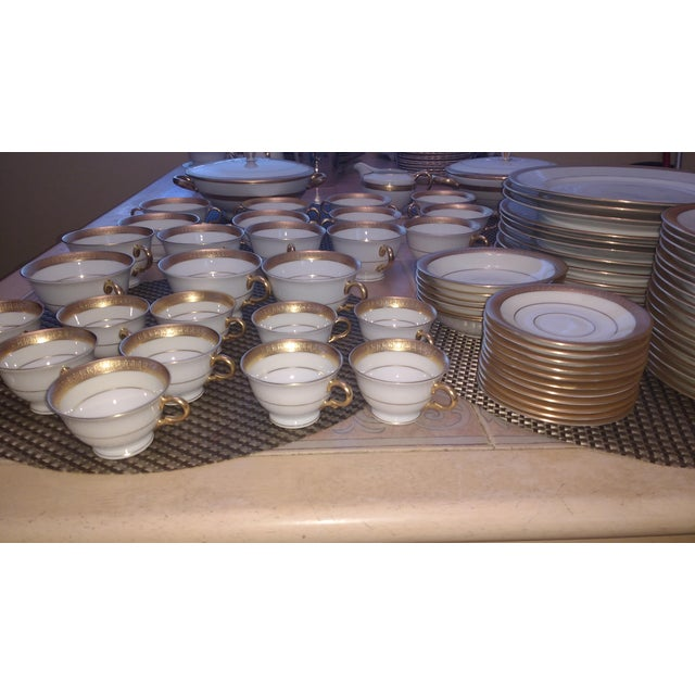 Fine Bone China Dish Set - 67 Pieces - Image 7 of 7