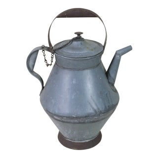 Late 19th Century Traditional French Water Jug From Provence For Sale