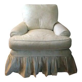 Rachel Ashwell Shabby Chic Slipcovered Temple Chair