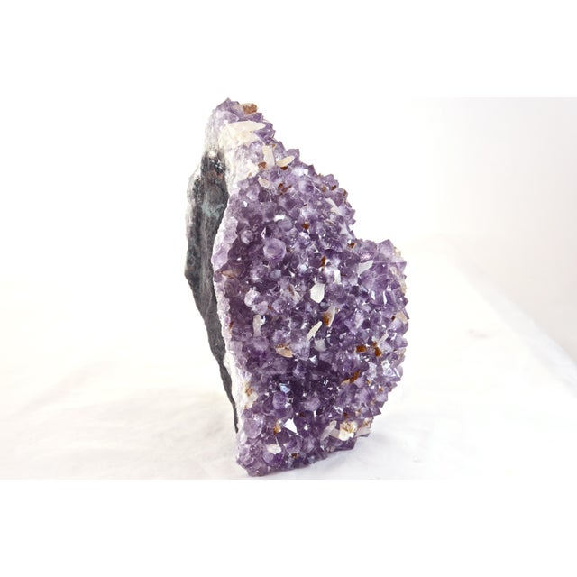 Natural Amethyst Blossom Mound For Sale In Chicago - Image 6 of 8
