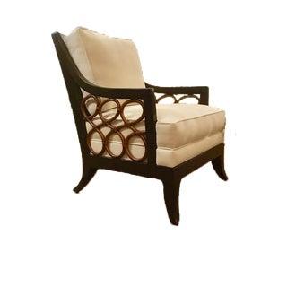 Palecek Georgia Lounge Chair For Sale