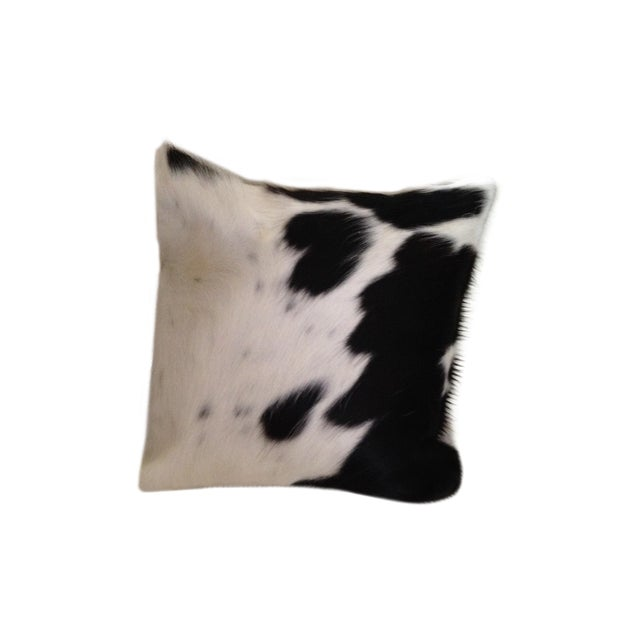 Cowhide Pillow - Image 1 of 4
