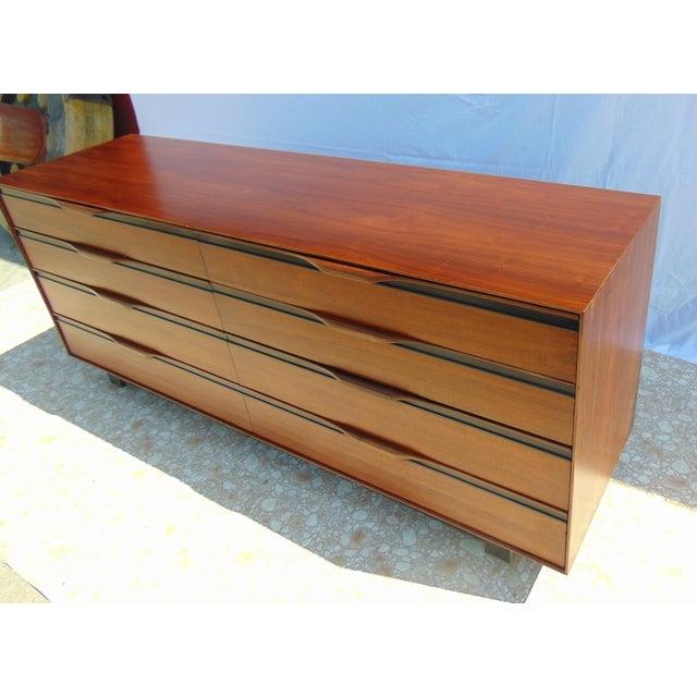 Glenn of California Walnut Dresser - Image 6 of 11