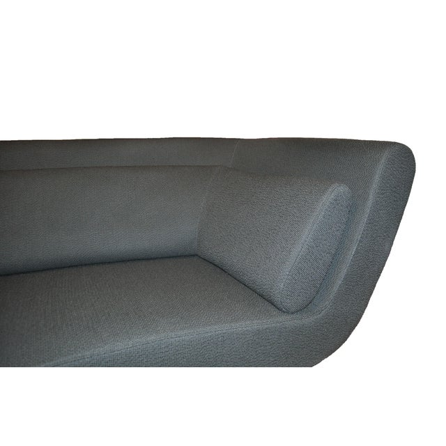 Gray 1990s French Ligne Roset Ying-Yang Sofa Sectional For Sale - Image 8 of 13