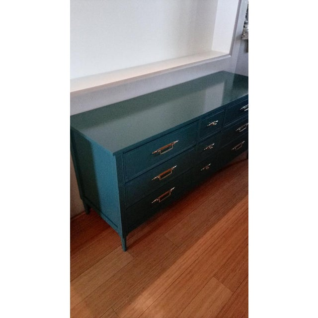 Furniture Guild of California Nine Drawer Dresser - Image 5 of 6