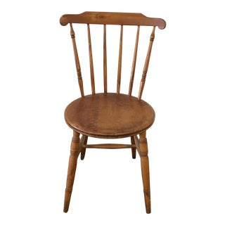 Vintage Danish SIde Chair