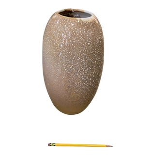 Villroy & Boch Cowrie Inspred Mid Century Vase For Sale