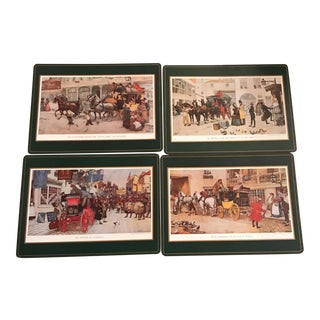 Pimpernal English Placemats - Set of 4