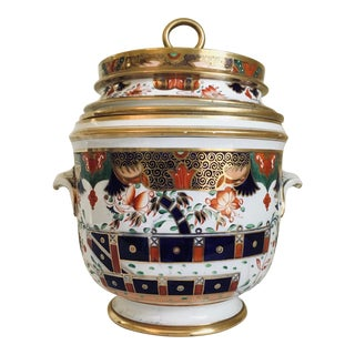 1800s Spode Fruit Cooler/Ice Pail For Sale