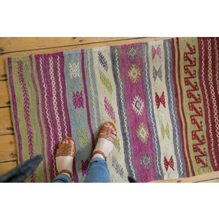 "Vintage Jijim Rug - 2'7"" X 4'6"" Preview"