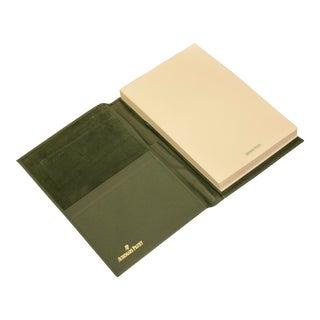 Audemars Piguet Leather Notebook For Sale