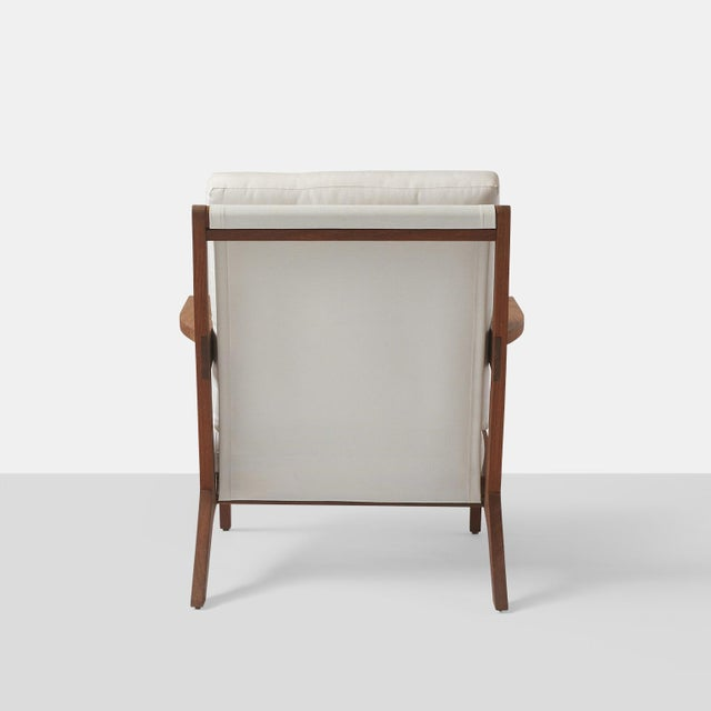 AN OPEN ARMCHAIR EXCLUSIVELY FOR ALMOND & CO. For Sale - Image 4 of 11