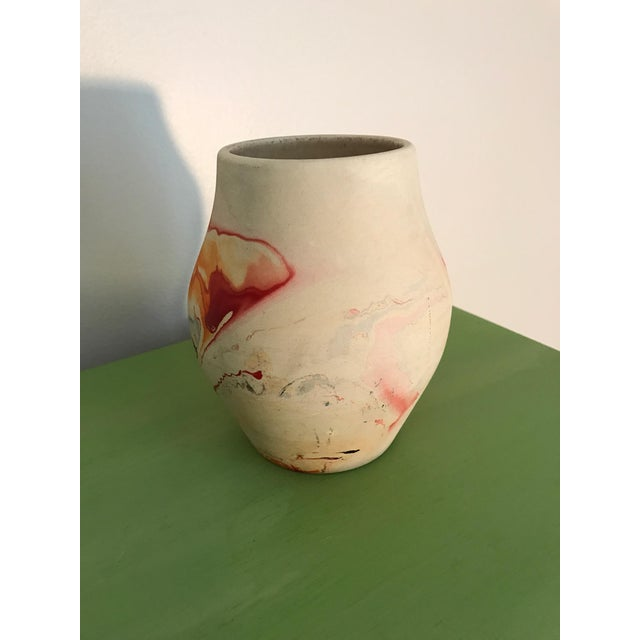 Nemadji Art Pottery Vase - Image 4 of 6