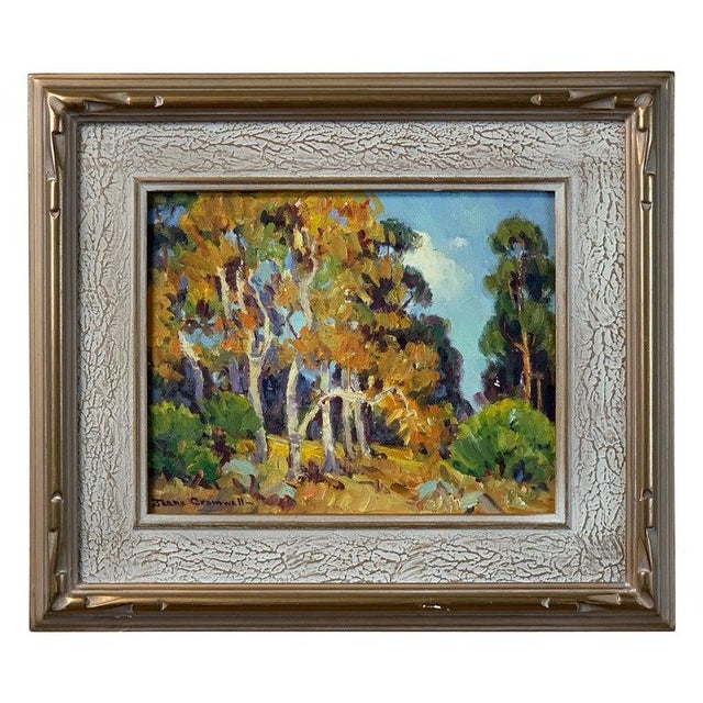 Oil Painting by California Plein Air Painter Joane Cromwell For Sale - Image 10 of 10