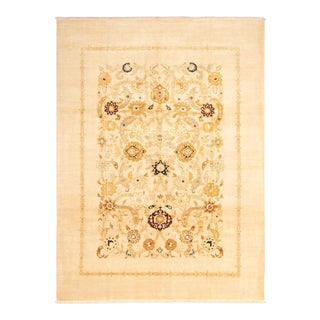 "Hand-Knotted Rug-10'0"" X 13'9"" For Sale"