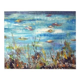 Water Dance Original Oil Painting
