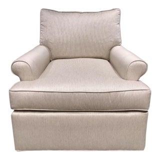 Century Furniture Essex Swivel Chair For Sale