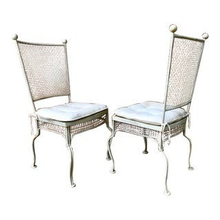 Salterini Mid Century Chairs - a Pair For Sale