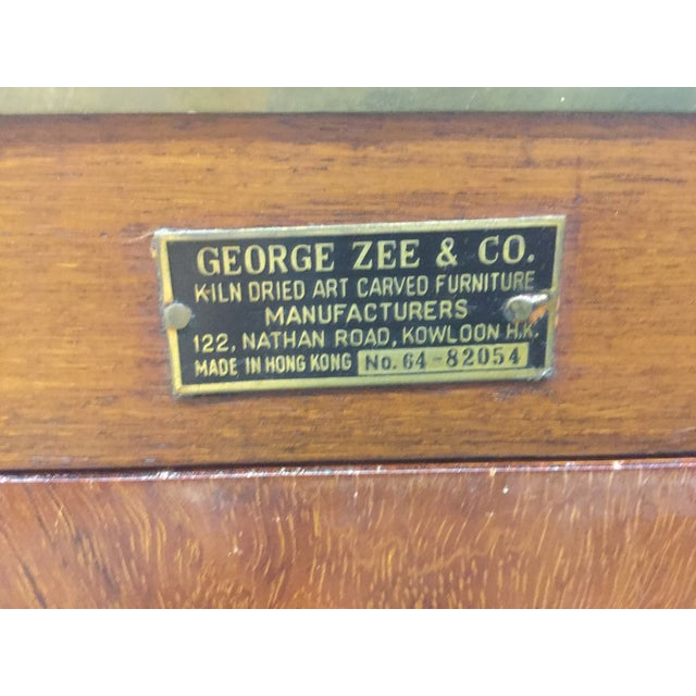 George Zee Stereo Credenza - Image 4 of 9