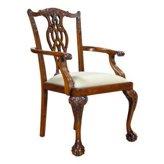 Devon Style Arm Chair For Sale