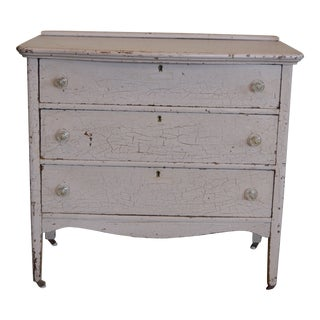 Shabby Chic Chest of Drawers For Sale