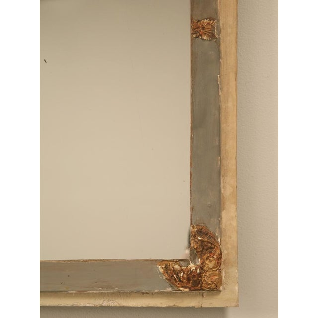 Antique Diamond & Crossed Arrows French Directoire Mirror For Sale - Image 10 of 10