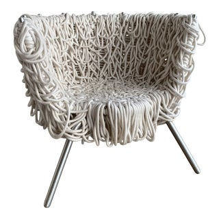 1993 Campana Brothers for Edra Vermelha Chair For Sale