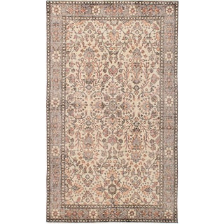 Late 20th Century Turkish Rug - 4′ × 6′8″ For Sale