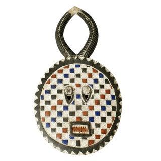 "Burkina Faso ""Baoule"" Mask"
