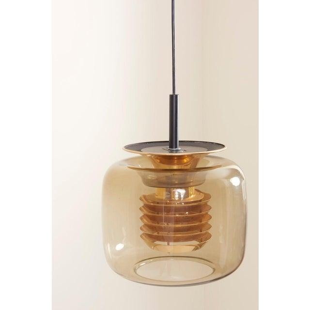 1960s Pendant Lamp in Manner of Hans-Agne-Jakobsson For Sale - Image 6 of 12