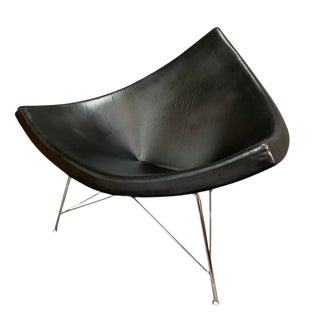 "Vintage Mid Century Modern George Mulhauser for Herman Miller ""Coconut"" Chair For Sale"