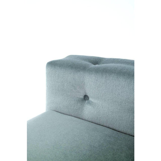 1970s Milo Baughman Pair of Sofas For Sale - Image 5 of 9