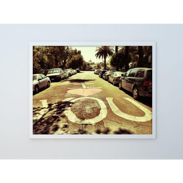 "Margaux Fischer ""Street Love"" Framed Photo Print - Image 2 of 3"