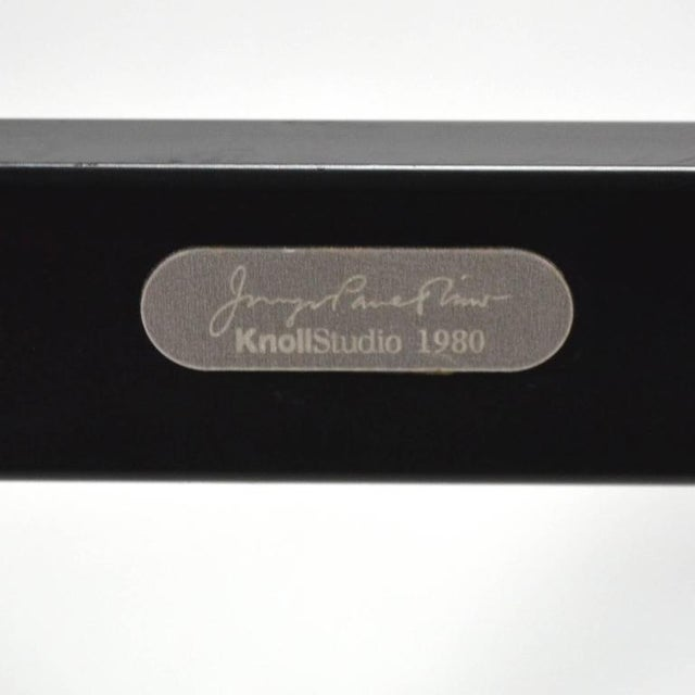 Joe D'urso Table by Knoll For Sale - Image 9 of 10